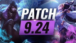 Download Best Champions TIER List – League of Legends Patch 9.24 Video