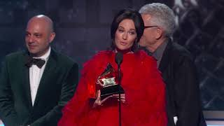 Download Kacey Musgraves Wins Album Of The Year | 2019 GRAMMYs Acceptance Speech Video
