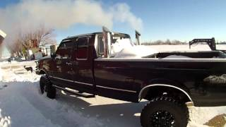 Download 600HP 7.3 COLD START Video