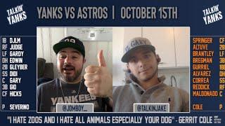 Download Yanks vs Astros | ALCS Game 3 | Pre-Game Show Video