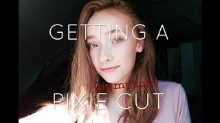 Download GETTING A PIXIE CUT!? Video