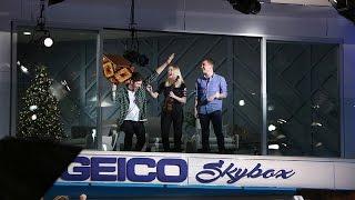 Download Ellen's Singing GEICO Skybox Challenge Winners! Video