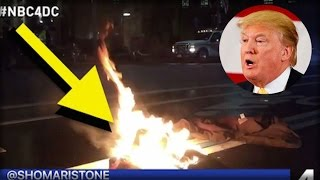 Download A CRAZY LIBERAL JUST DID SOMETHING INSANE OUTSIDE TRUMP'S HOTEL LAST NIGHT Video