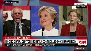 Download Warren agrees DNC was rigged against Sanders Video
