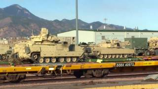 Download Largest Fort Carson deployment to Europe since the Cold War Video