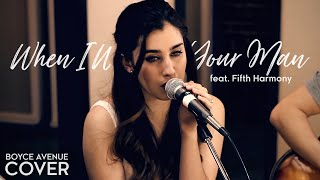 Download When I Was Your Man - Bruno Mars (Boyce Avenue feat. Fifth Harmony cover) on Spotify & Apple Video