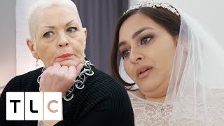 Download Jo and Al Are Confused Over What Dress This Bride Wants! | Curvy Brides' Boutique Video