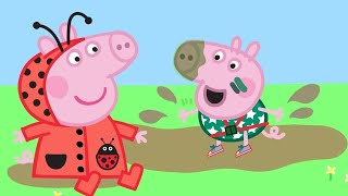 Download Peppa Pig English Episodes | Peppa Pig Loves Muddy Puddles! | Peppa Pig Official Video