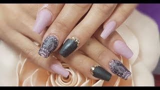 Download Tips de como hacer uñas esculturales sin escurrimientos. Video