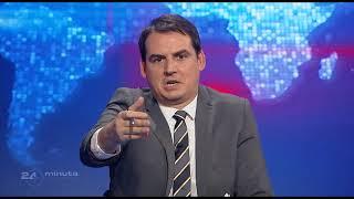 Download Ministar prosvete Šarčević pokazao kako se može našaliti i sa najmučnijim temama. Video