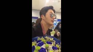 Download [fan cam] 161114 Jung Il Woo arrived at Shanghai Pudong airport Video