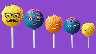 Download The Finger Family Cake Pop Family Nursery Rhyme | Cake Pop Finger Family Songs Video