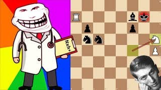 Download Chess960 Titled Arena ft. Magnus Carlsen as DrNykterstein | February 2019 Video