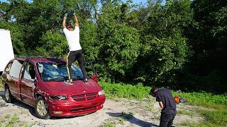 Download Destroying My Friend's Car And Surprising Him With A New One!! (EMOTIONAL) Video