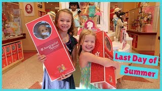 Download Last Day of Summer at the American Girl Store! Video