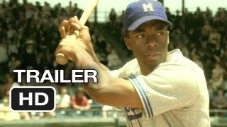 Download 42 Official Trailer #2 (2013) - Harrison Ford Movie - Jackie Robinson Story HD Video