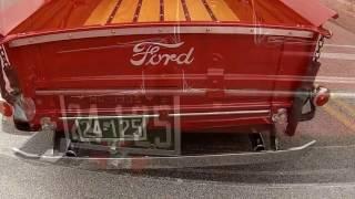 Download 1935 Ford Truck Full Custom Restomod -Bootlegger- Video