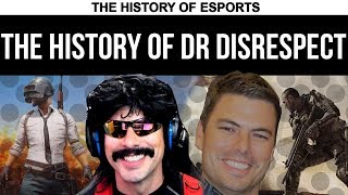 Download The History of Dr DisRespect - Twitch Superstar | The History of ESPORTS (PUBG H1Z1 COD) Video
