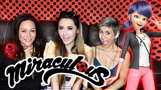 Download Miraculous Ladybug Role-play! 🐞 ft. MELA LEE & CRISTINA VEE   Valory Pierce Video