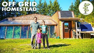 Download Homesteading Family Living Off-Grid in a Spectacular Earthship Video