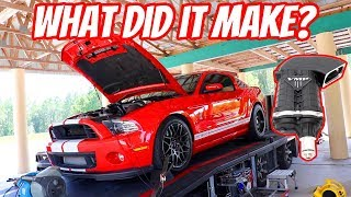 Download VMP Gen 3 R Install on my GT500! Making Big Power Now! Video