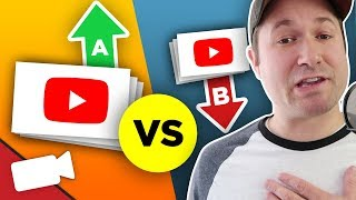Download How To Do A/B Testing in YouTube Analytics Video