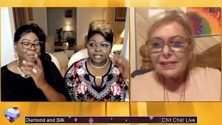 Download Diamond and Silks full interview with Roseanne Barr Video