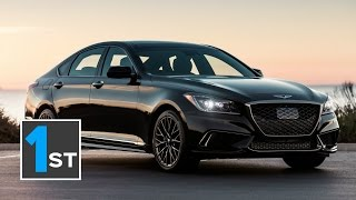 Download 2018 G80 Sport In Black First Look Video