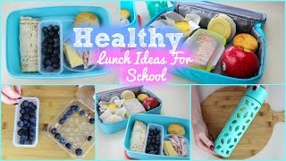 Download Healthy and Easy Lunch Ideas For School 2015! Video