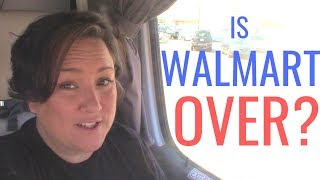 Download Is WALMART RV PARKING Over? Why are Walmarts turning away... Video