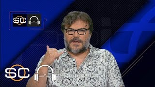 Download Jack Black on his career and LeBron James to the Lakers   SC with SVP   ESPN Video