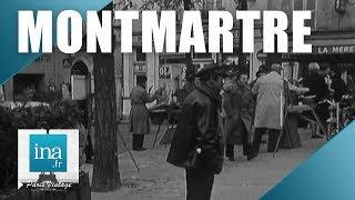 Download Montmartre en 1966 | Archive INA Video