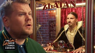 Download Zlatan Ibrahimovic: The Universe's Best Fortune Teller Video