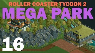 OpenRCT2 - MEGA PARK ″Top Spin″ [Episode 13] Free Download Video MP4