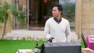 Download Donnie Yen - 2015 Funny Commercial - SinoMax and SuperHeroFilms Video