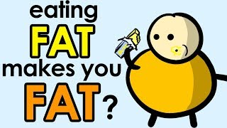 Download Does Eating FAT Make You FAT? Video