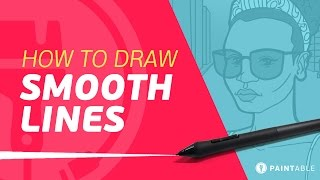 Download How to Draw PERFECT, Smooth Lines on Your Tablet (3 Life-Saving Tips) Video