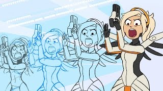 Download Mercy Speed Animation! Video