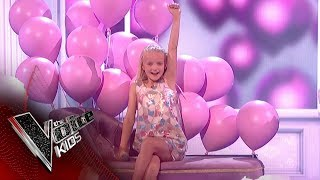 Download Lilia Performs 'Something's Got A Hold On Me': The Final | The Voice Kids UK 2018 Video