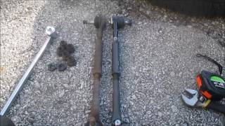 Download How To Replace Inner and Outer Tie Rods Ford F150 Video