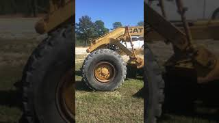 Download 1989 Caterpillar 140G Motorgrader Video