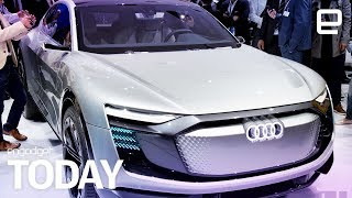 Download Audi says its autonomous cars could run errands while you work | Engadget Today Video