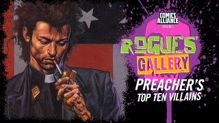 Download 10 Greatest Preacher Enemies - Rogues' Gallery Video