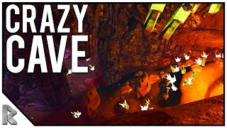 Download Crazy Thieves Island Cave Exploration! - Ark Survival Evolved Thieves Island PVP #17 Video