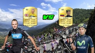 Download FROOME vs NAIRO | Comparando ciclistas Ep. 3 Video