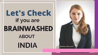 Download Lets check if you are brainwashed about India - Karolina Goswami Video