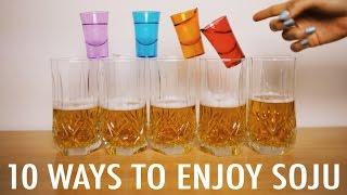Download 10 Ways to Enjoy Soju Video