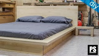 Download How to make a plywood Tatami Bed Video