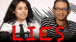 Download Adult Children Take A Lie Detector Test With Parents Video
