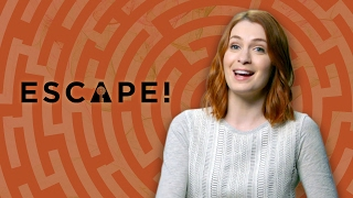 Download Temple Escape Room ft. Felicia Day! (Escape! with Janet Varney) Video